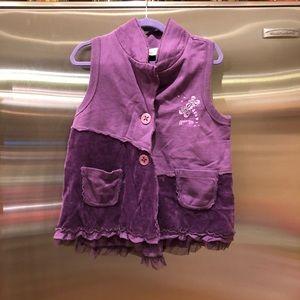 Naartjie Purple Vest